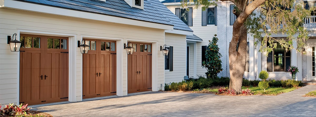 Discover the perfect garage door for your home