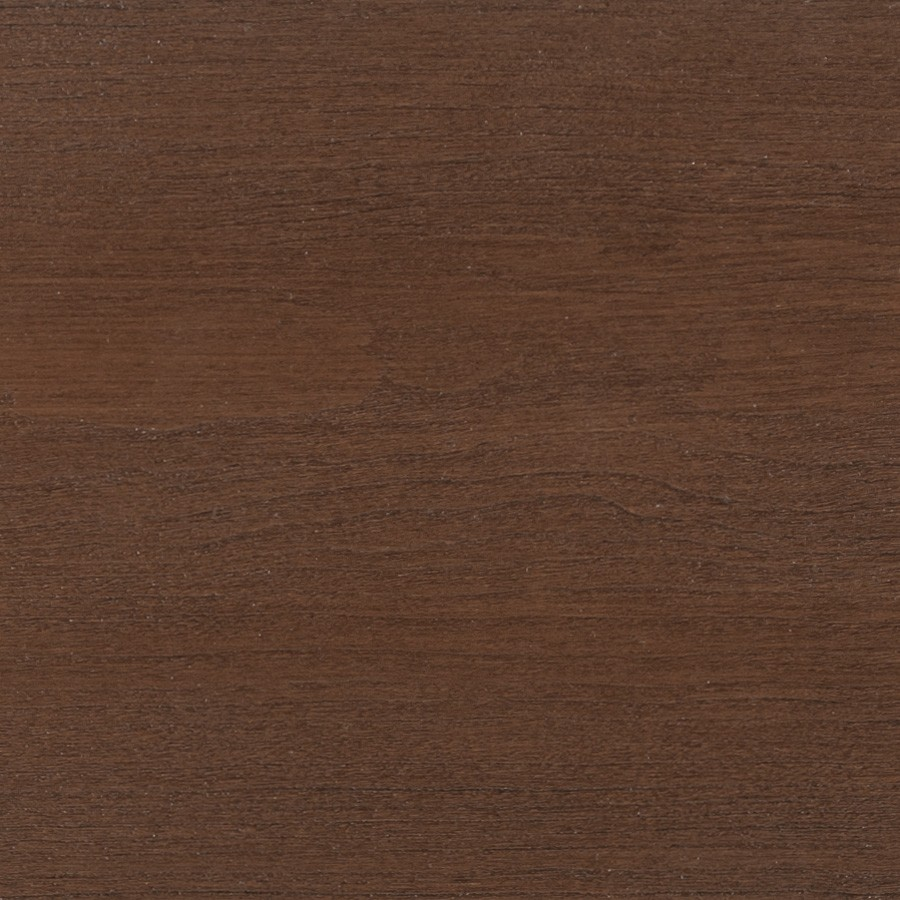 Dark Oak UG on AG Cherry porte rustique