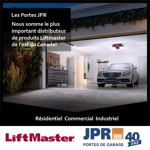Ouvre-portes Liftmaster